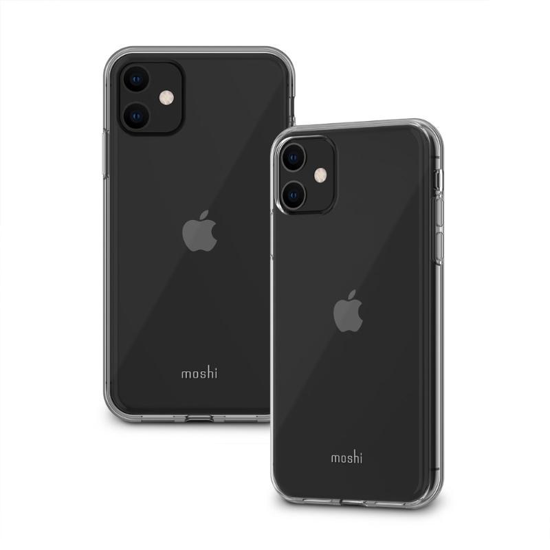 Moshi Vitros 超薄透亮保護背殼iPhone 11 6.1 透