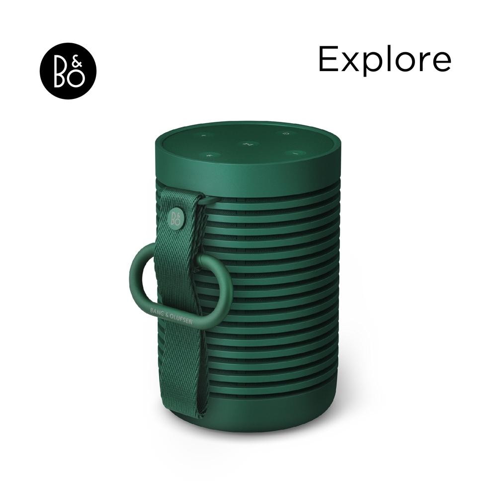 B&O Beosound Explore 森林綠(限時優惠預購)