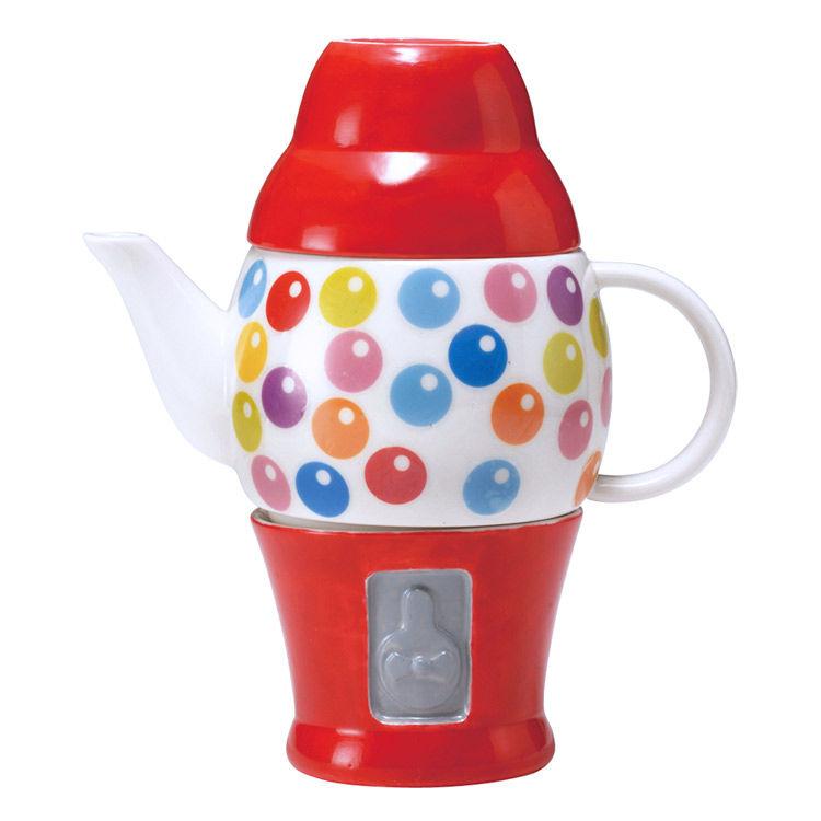 日本 sunart 對杯壺組 - 糖果機