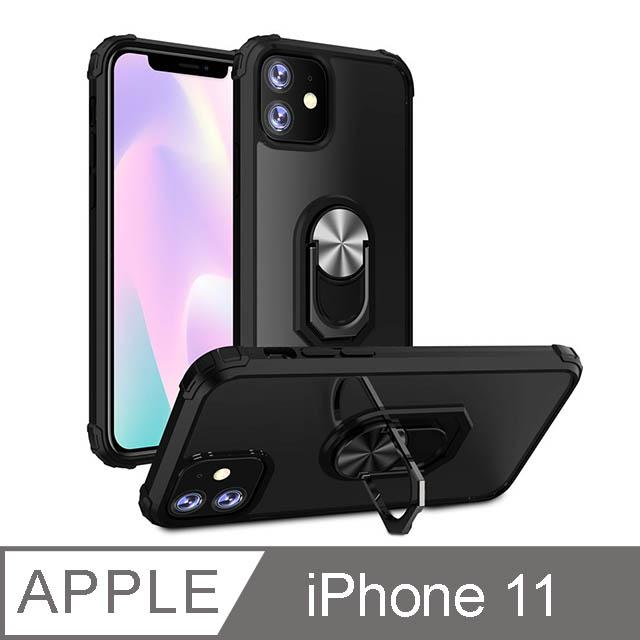 iPhone 11 6.1吋 TYS極空戰士磁吸支架防摔iPhone手機殼