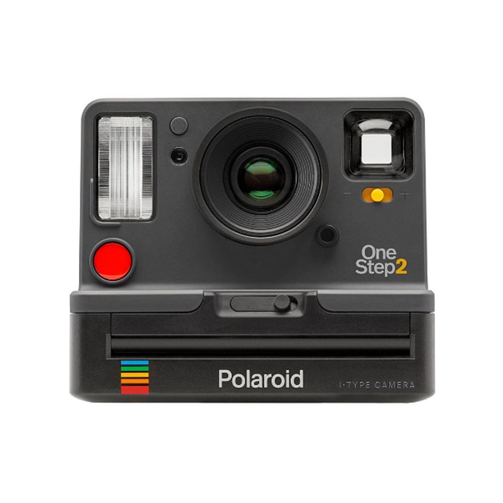 Polaroid OneStep 2 拍立得相機(公司貨)/石墨色-送底片一盒