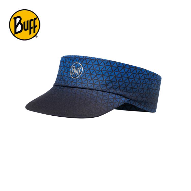 【西班牙 BUFF】深藍結構 可捲收頂空帽
