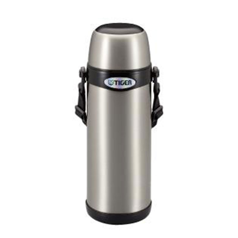 TIGER虎牌 1L不鏽鋼經典背帶系列保溫保冷瓶MBI-A100