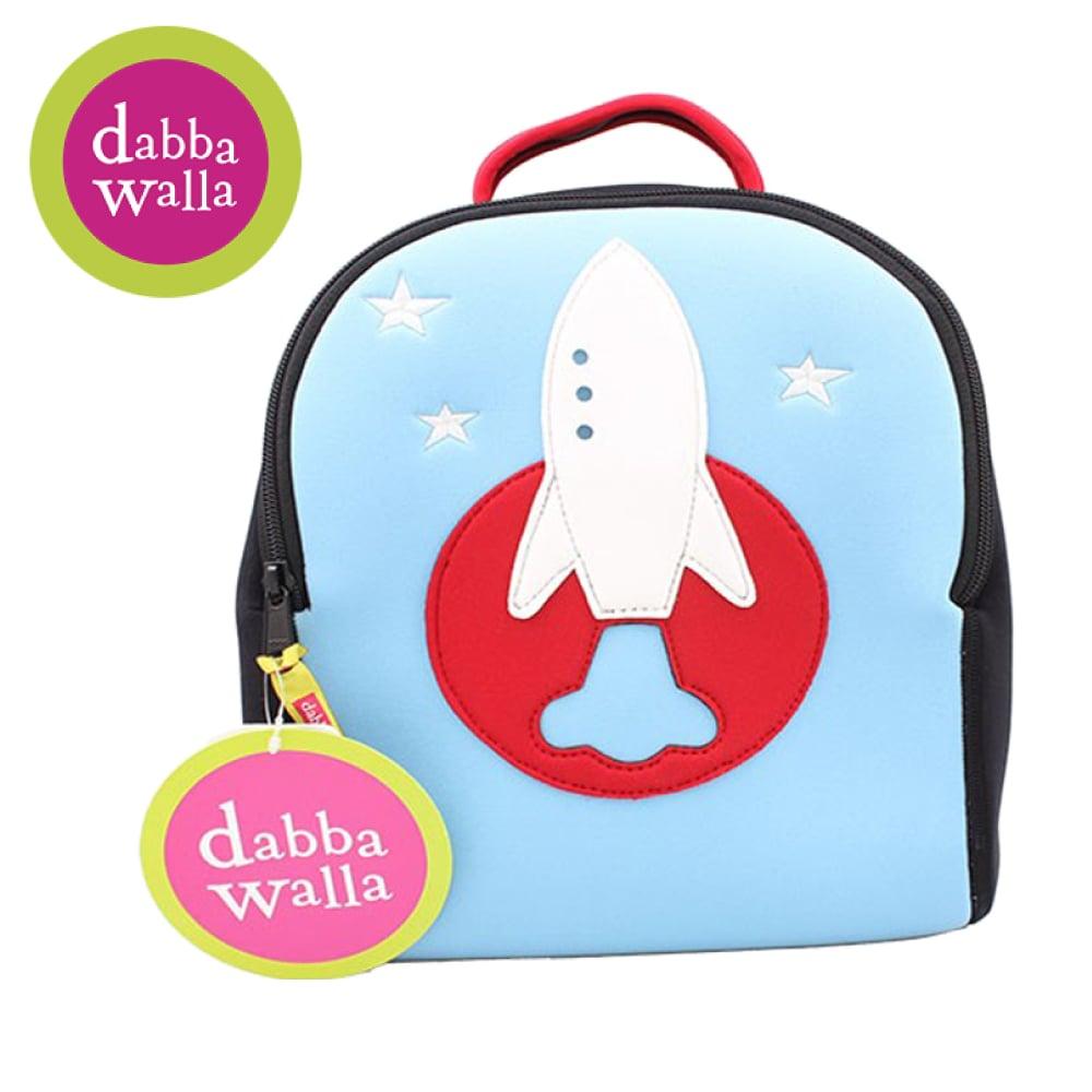 美國Dabbawalla瓦拉包 -火箭兒童後背包