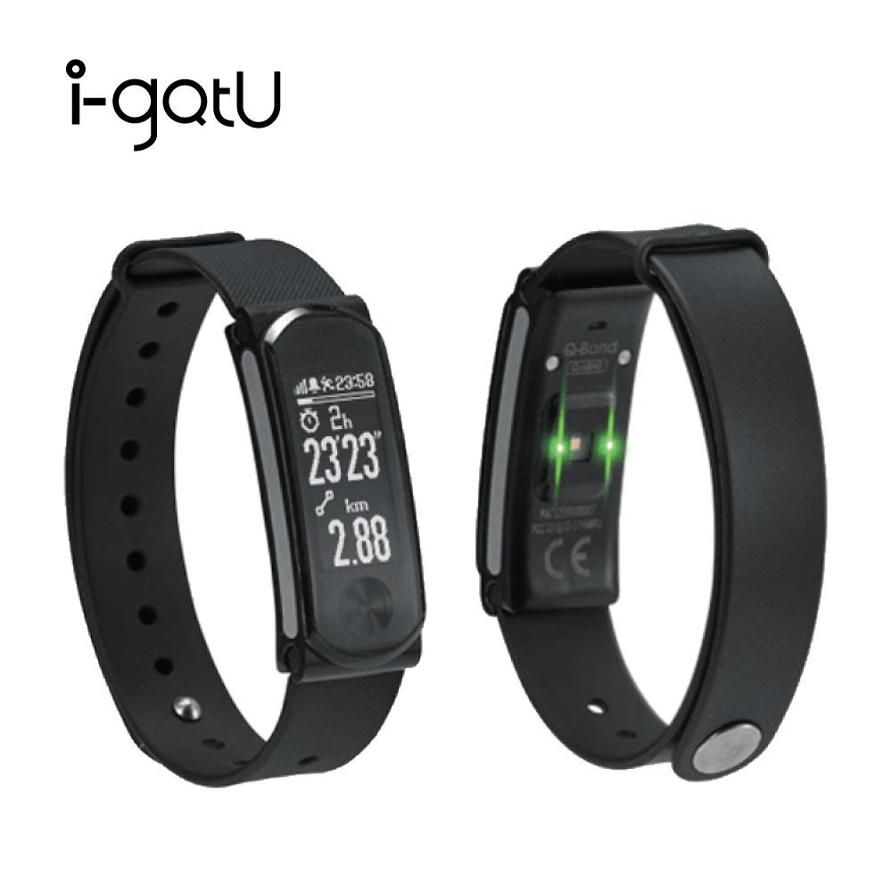 i-gotU Q68HR 心率無線智慧手環