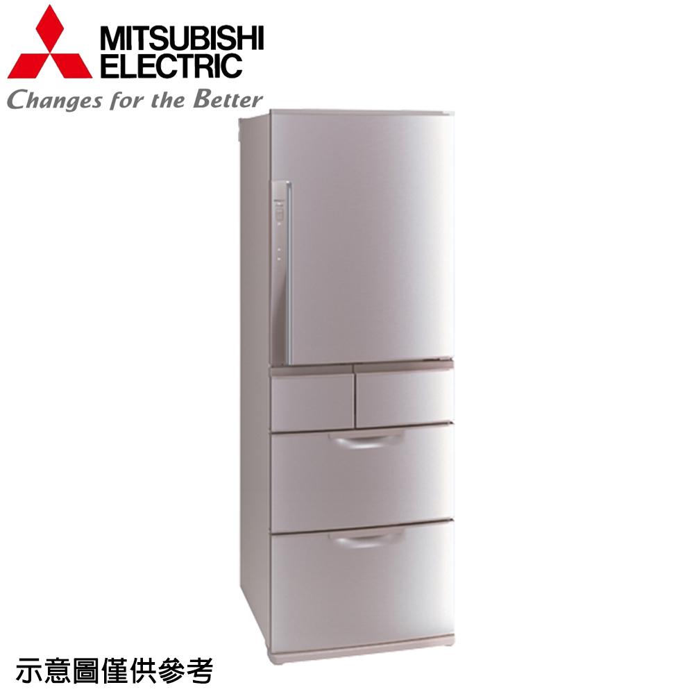 【MITSUBISHI 三菱】525公升日本原裝變頻五門冰箱MR-BXC53X-N