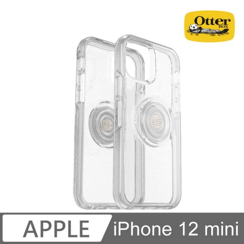 Otter Box 炫彩幾何泡泡騷保護殼 iPhone 12 mini (5.4) 星辰透
