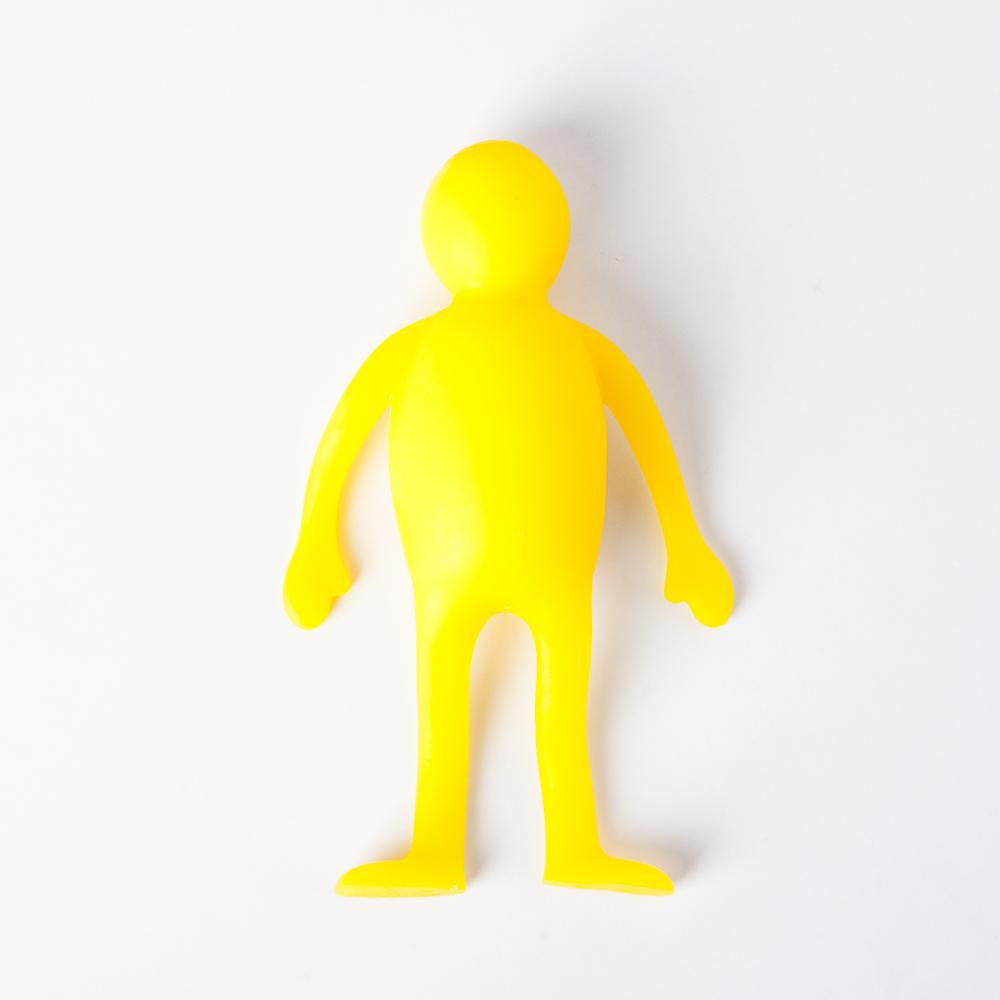 Funny捏捏樂-黃色小人-生活工場