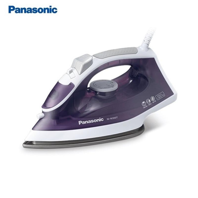 Panasonic 蒸氣電熨斗 紫 NI-M300TV【享一年保固】