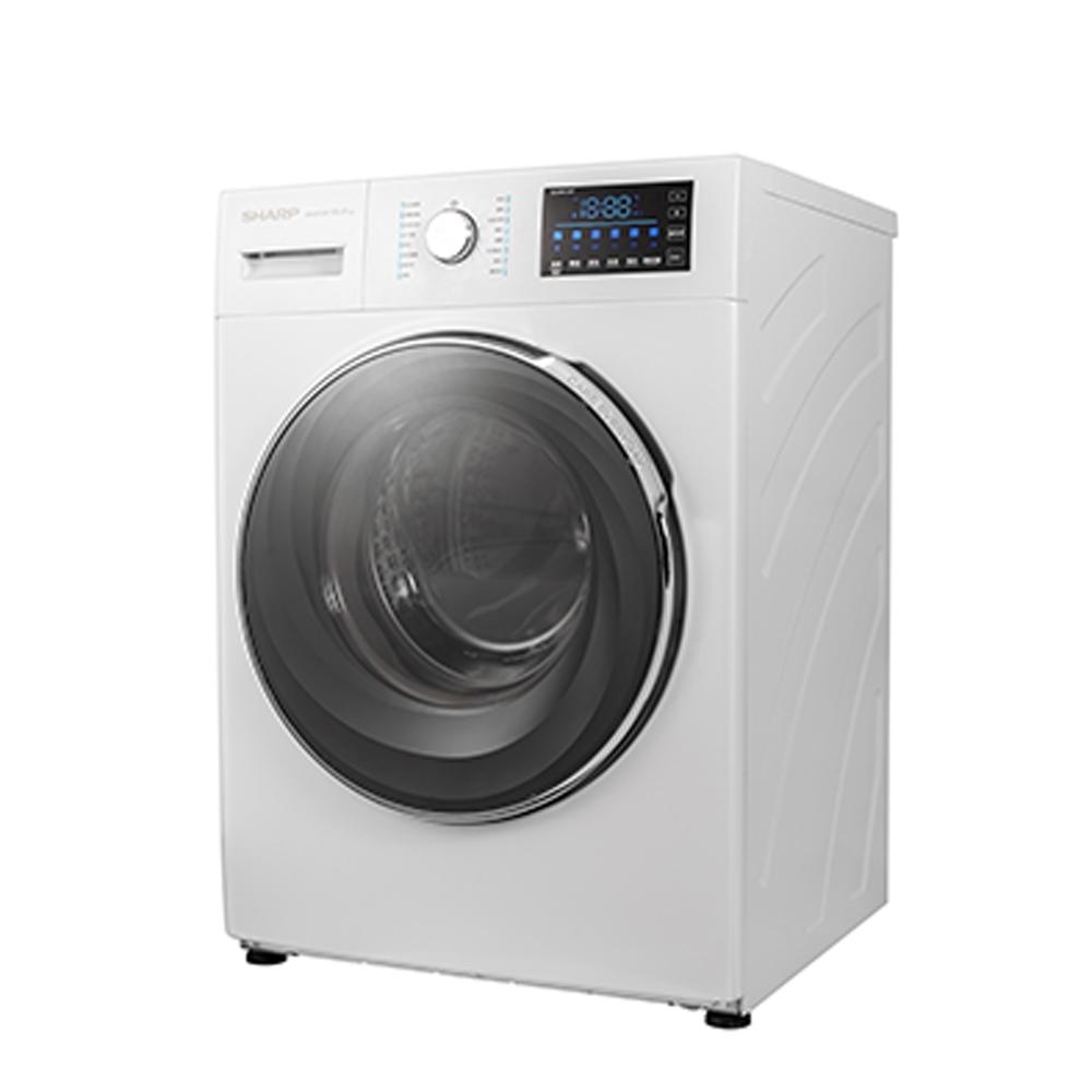 SHARP夏普13公斤變頻無孔槽洗衣機ES-AFA11WT