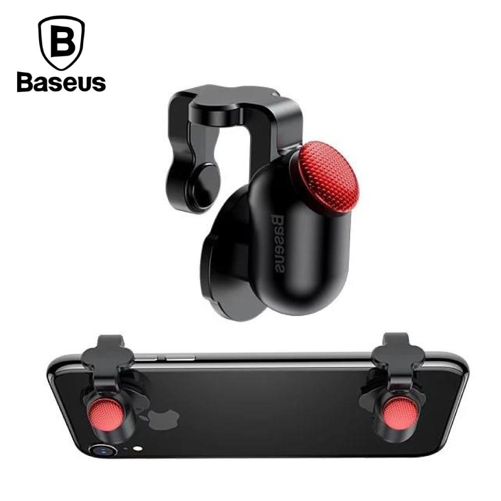 Baseus 倍思 紅點吃雞按鍵 遊戲手把 - 黑色