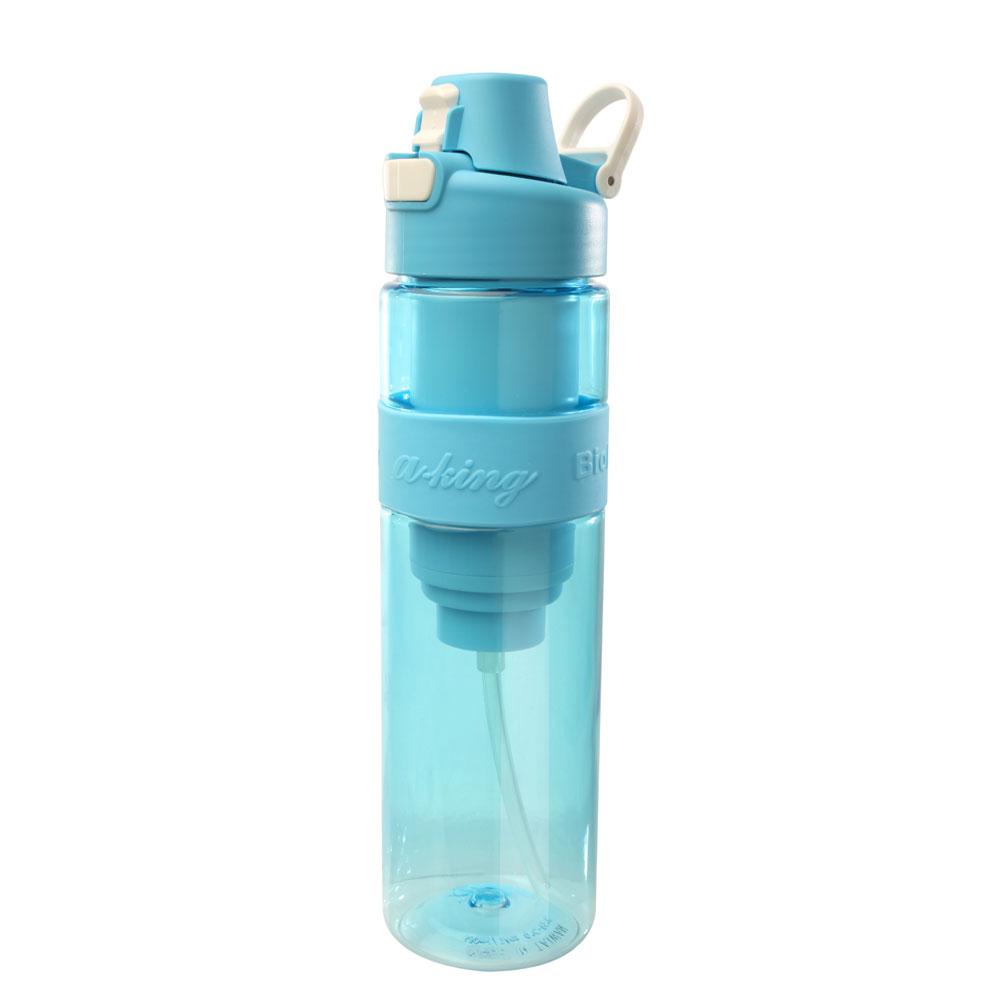 鹼性負氫濾水壺MT-P1 (水藍色)
