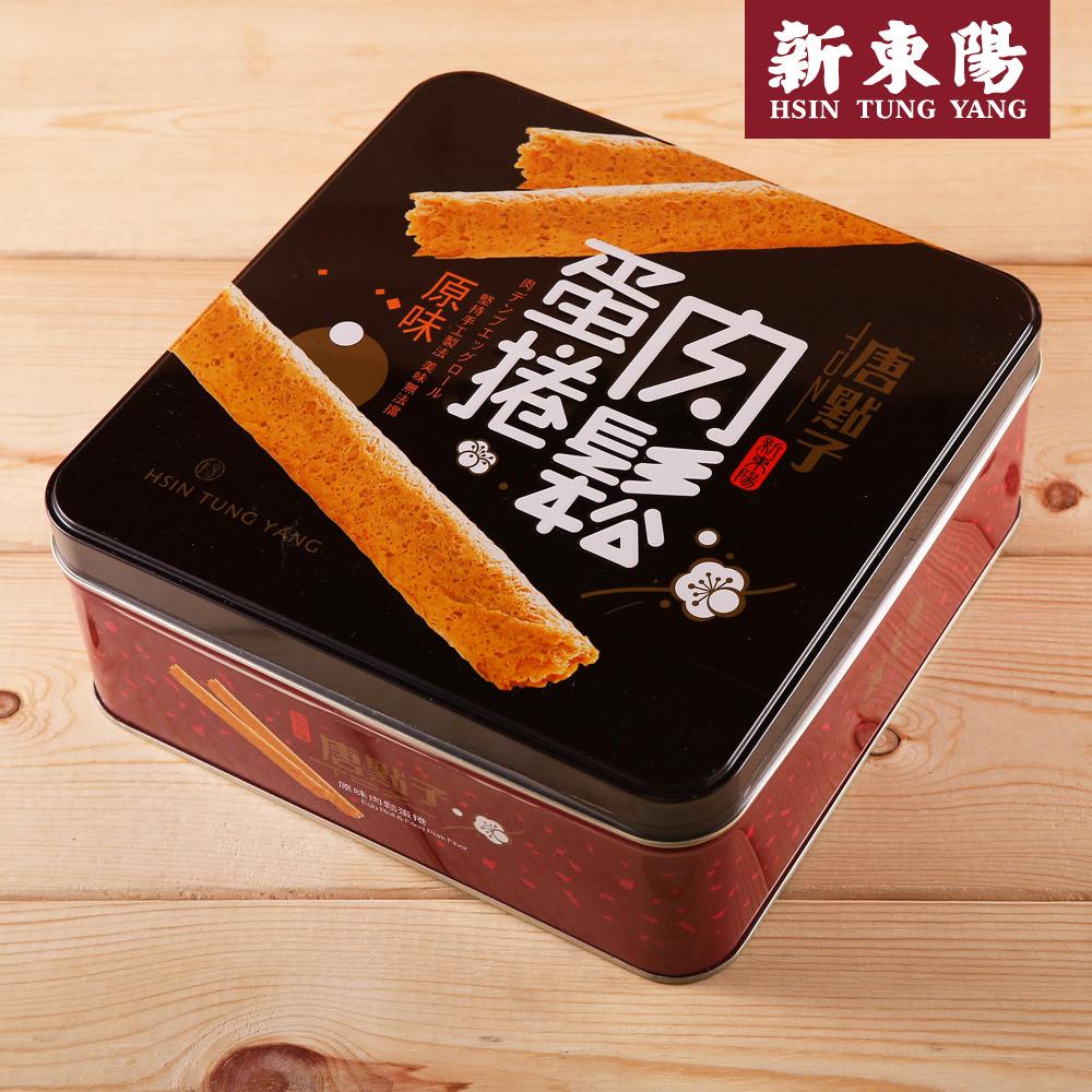 【新東陽】精緻肉鬆蛋捲禮盒(34gx9入*6盒)