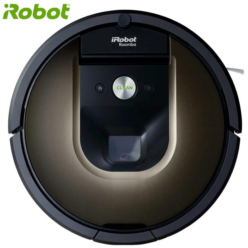 【買掃地機就送Braava 380t擦地機】美國iRobot Roomba 980 帝王級掃地機器人 保固15個月