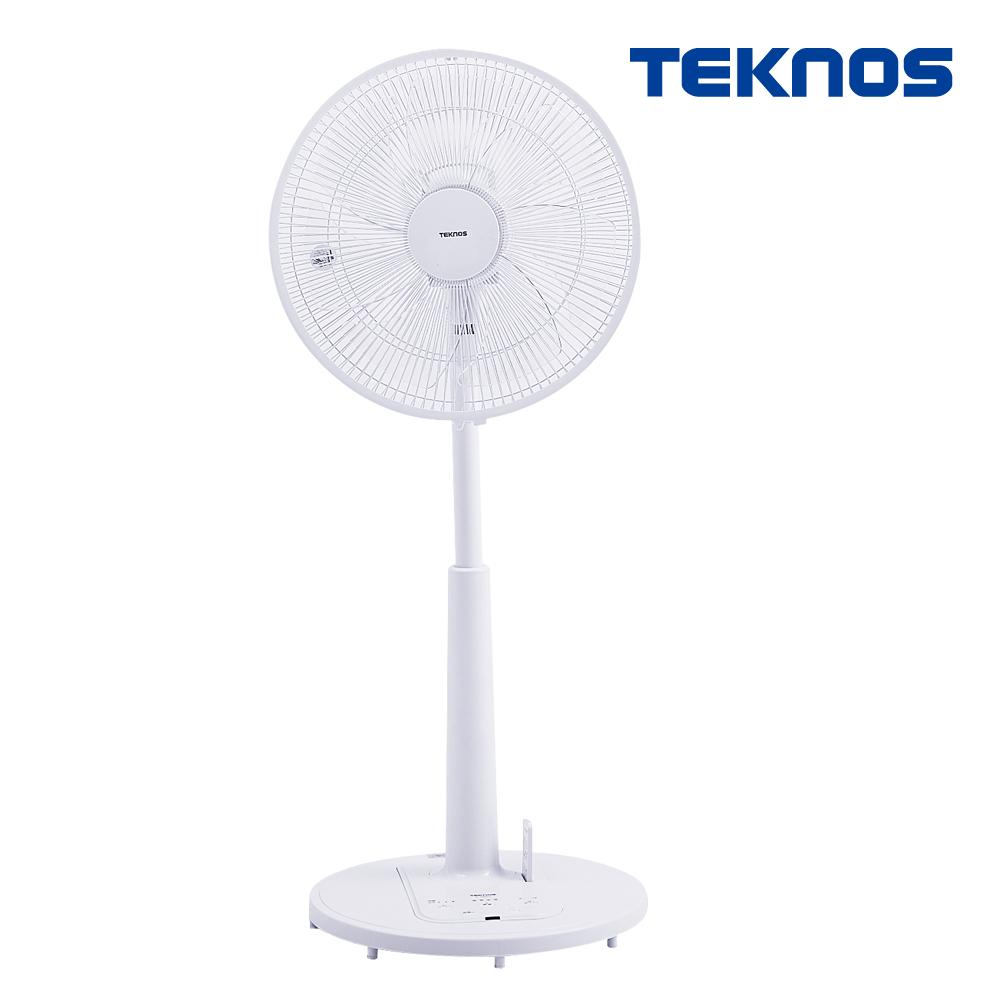 TEKNOS全遙控直流馬達DC立扇(家庭用) KF-C01