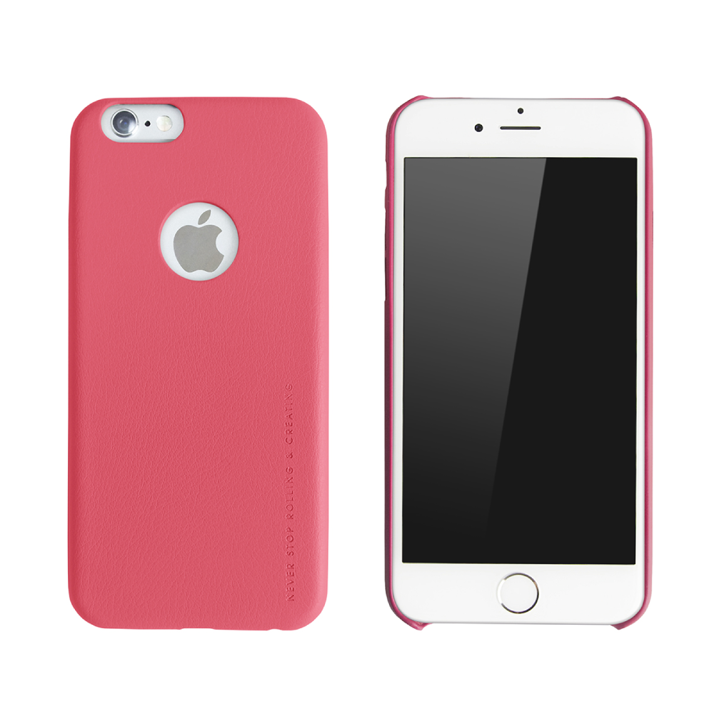 【Rolling Ave.】Ultra Slim iphone 6S / iphone 6 極致輕薄 - 粉嫩紅