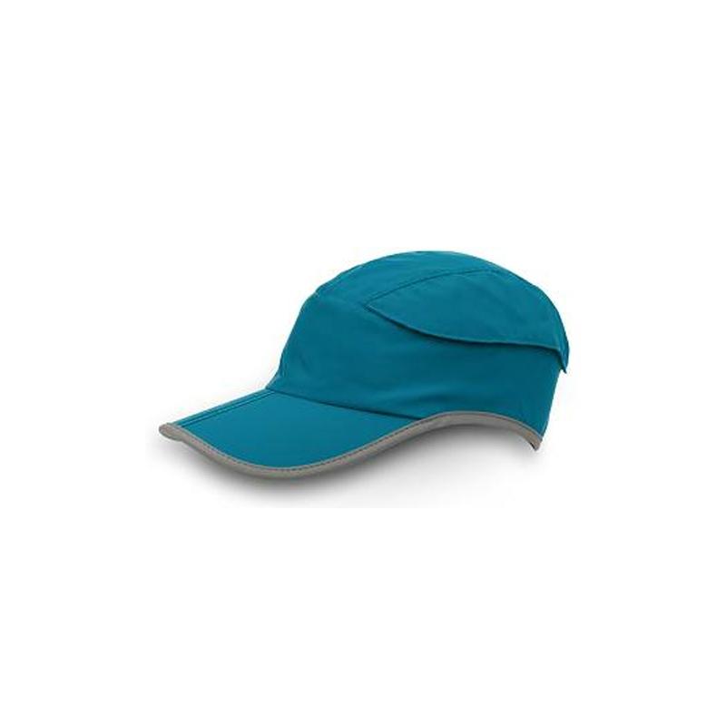 【美國 Sunday Afternoons】(L)抗UV可折疊透氣加強棒球帽 深藍 Eclipse Cap