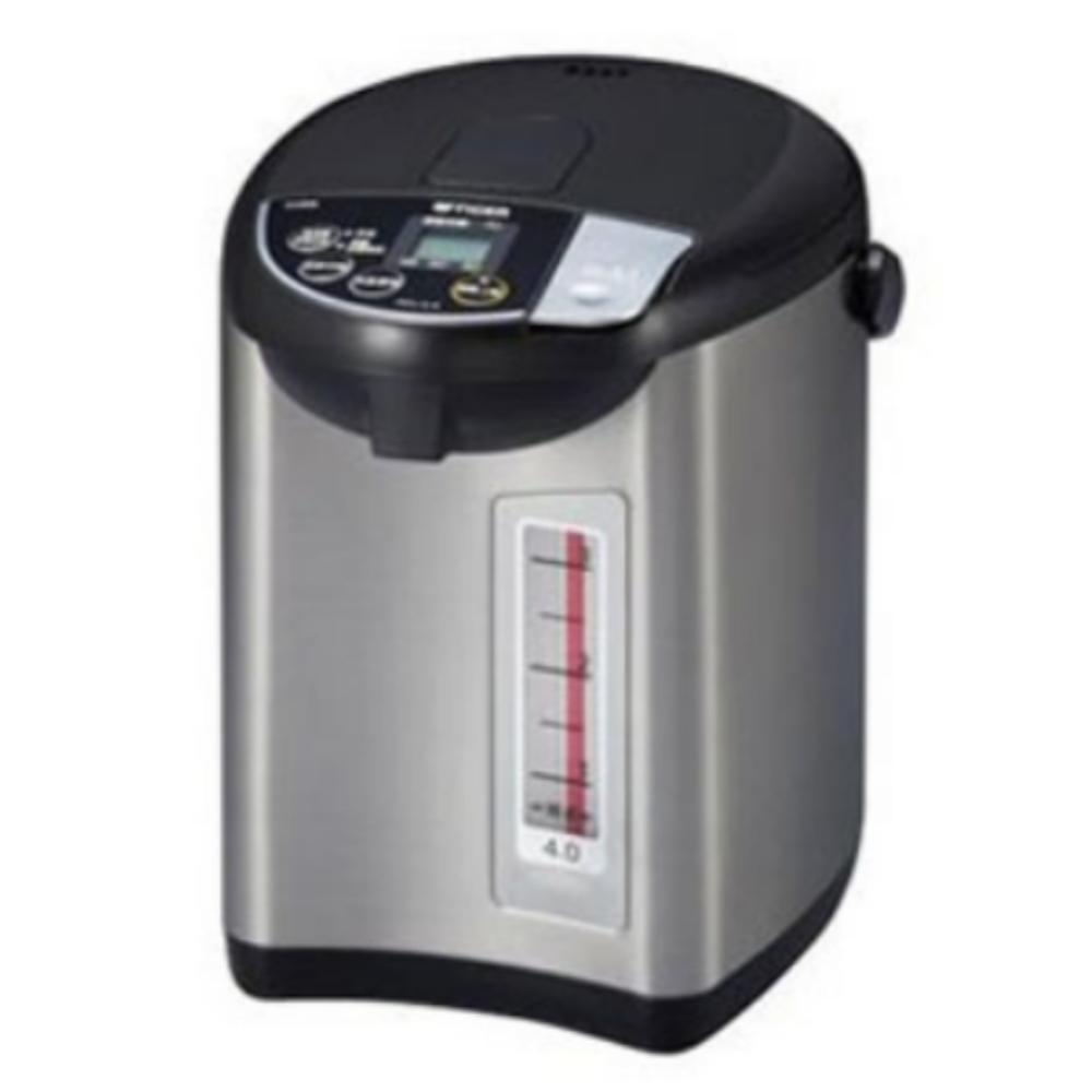 TIGER虎牌4.0L超大按鈕電熱水瓶PDU-A40R