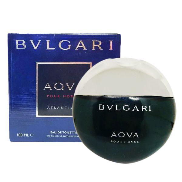 BVLGARI 寶格麗 勁藍水能量男性淡香水 100ml