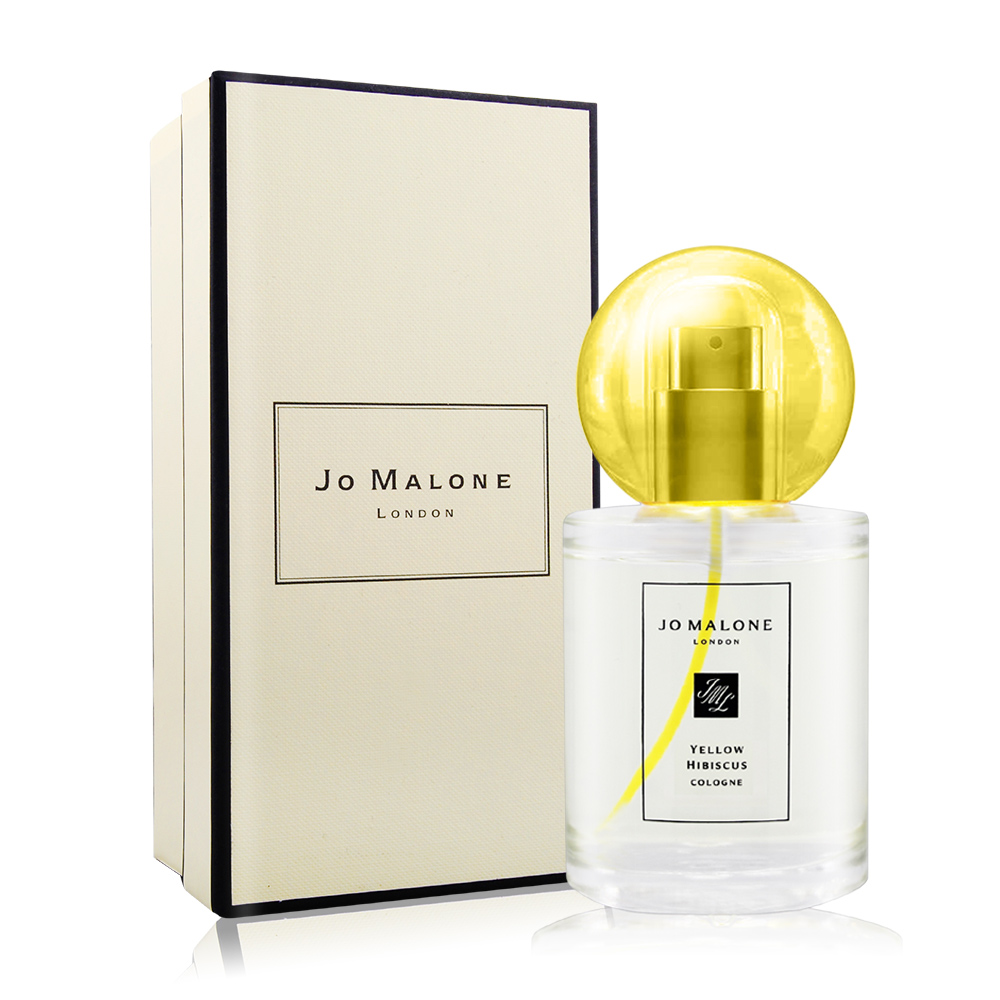 Jo Malone 黃槿花香水 Yellow Hibiscus(30ml)-熱帶島嶼花園系列-國際航空版