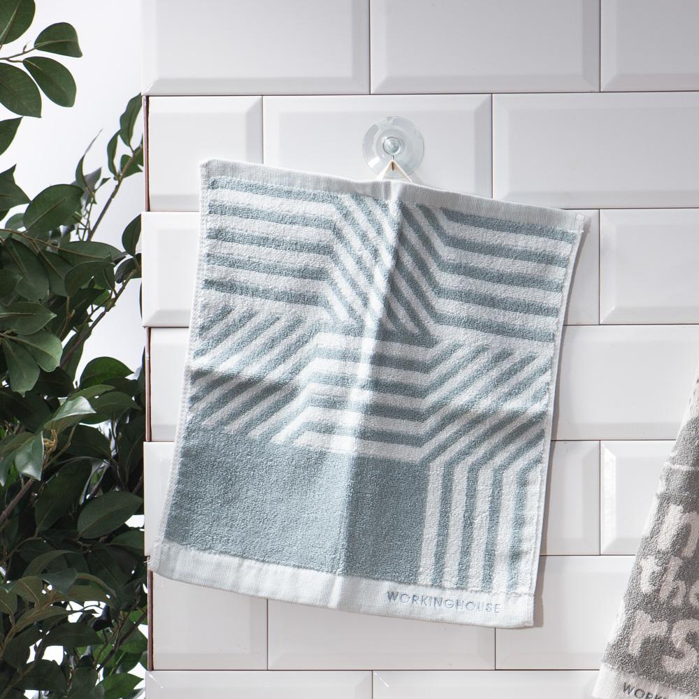 幾何世界方巾-生活工場