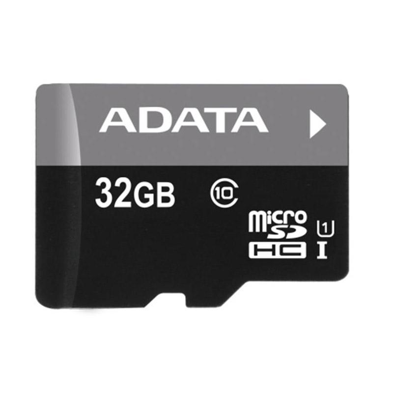 記憶卡 ADATA MicroSD 32G UHS-1 U1 Class 10 (附SD轉卡)