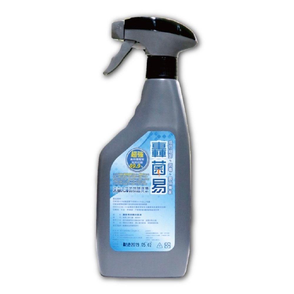 轟菌易 消毒抗菌液500ml (二氧化氯)