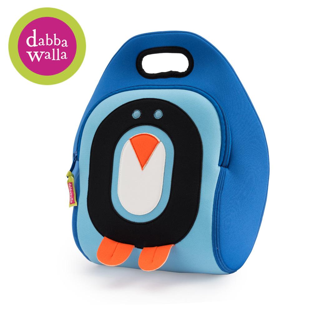 美國Dabbawalla瓦拉包 -企鵝兒童手提包