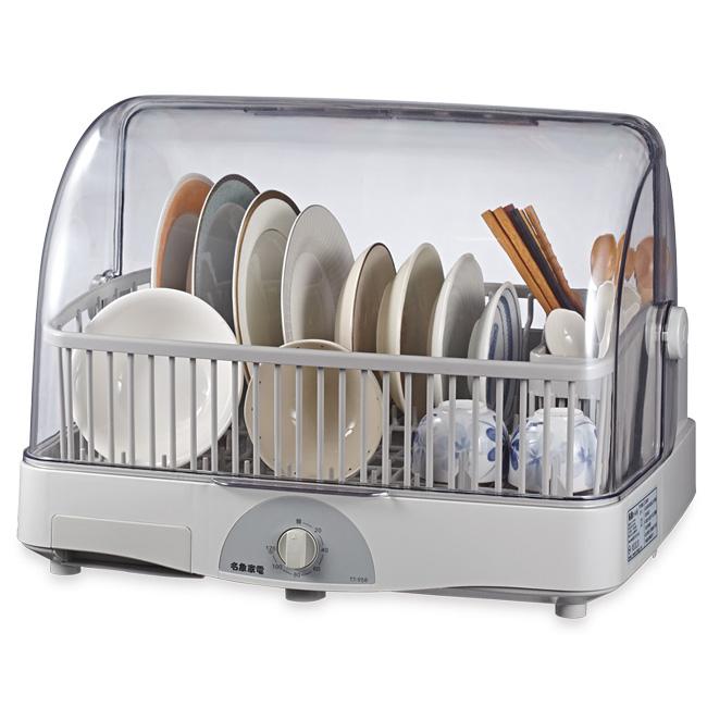 【名象】桌上型溫風乾燥烘碗機 TT-958