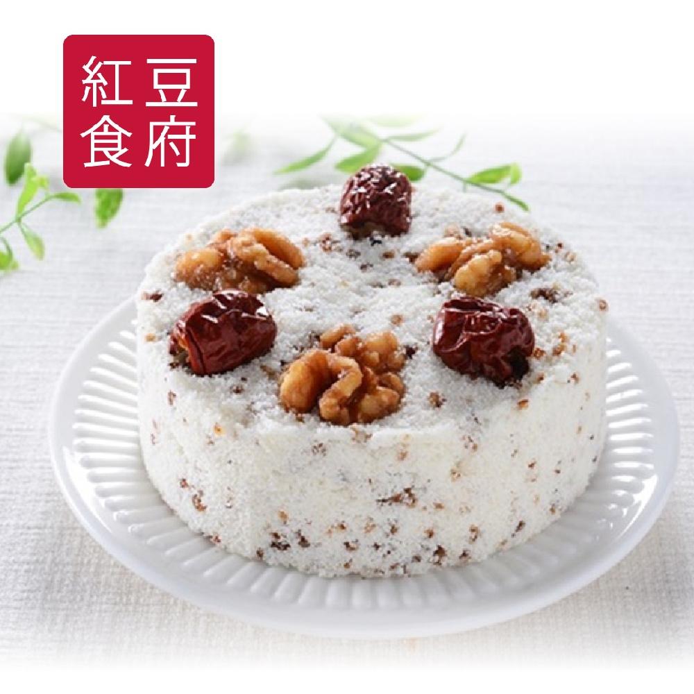 預購《紅豆食府SH》紅棗核桃鬆糕(280g/盒)
