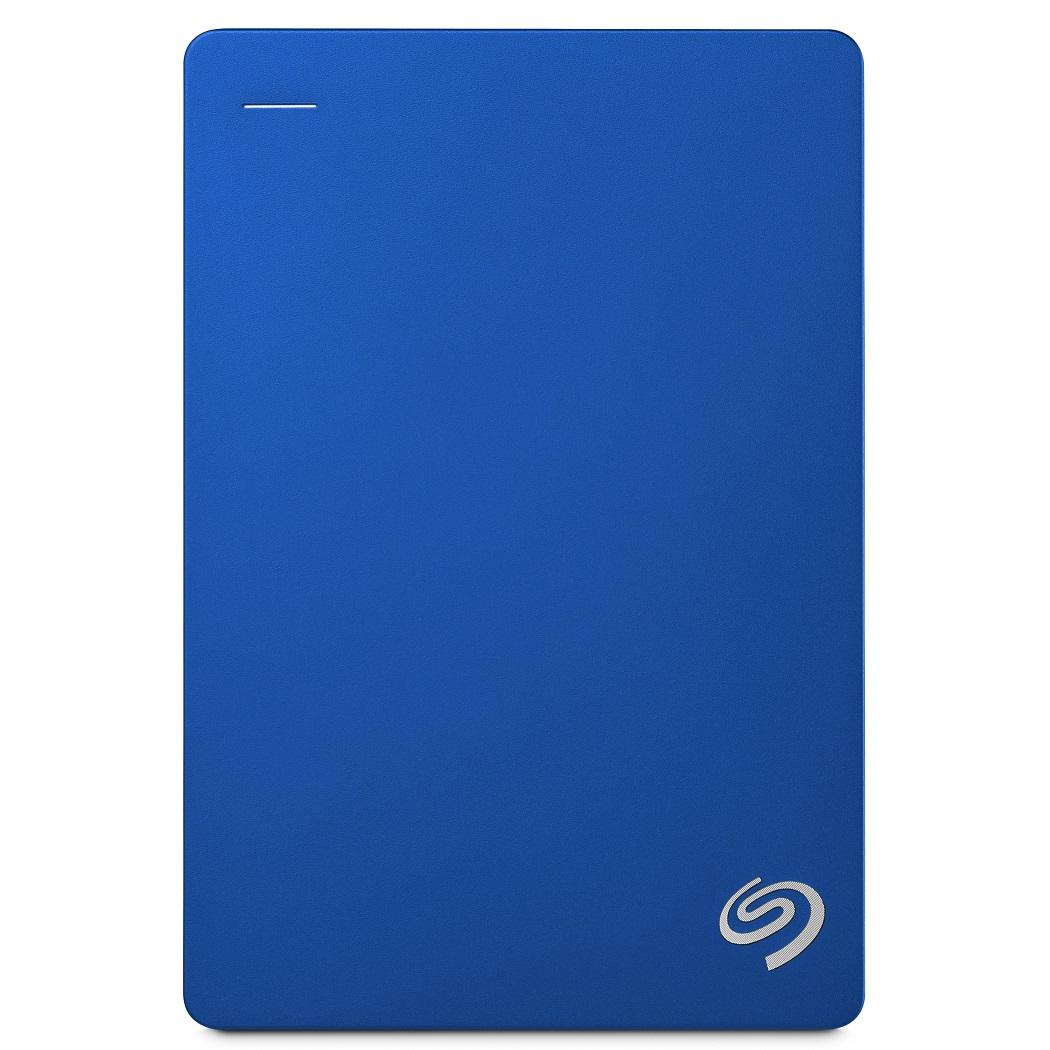 Seagate Portable Backup Plus 4TB 2.5吋可攜式行動硬碟(藍)