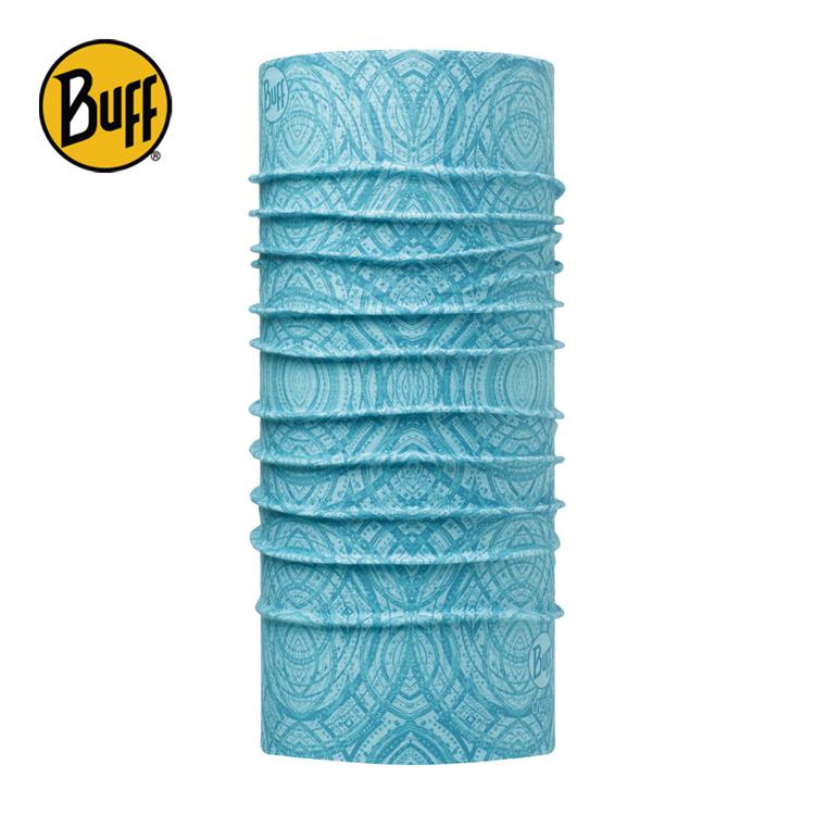 【西班牙 BUFF】淡藍靈魂 Coolmax抗UV頭巾