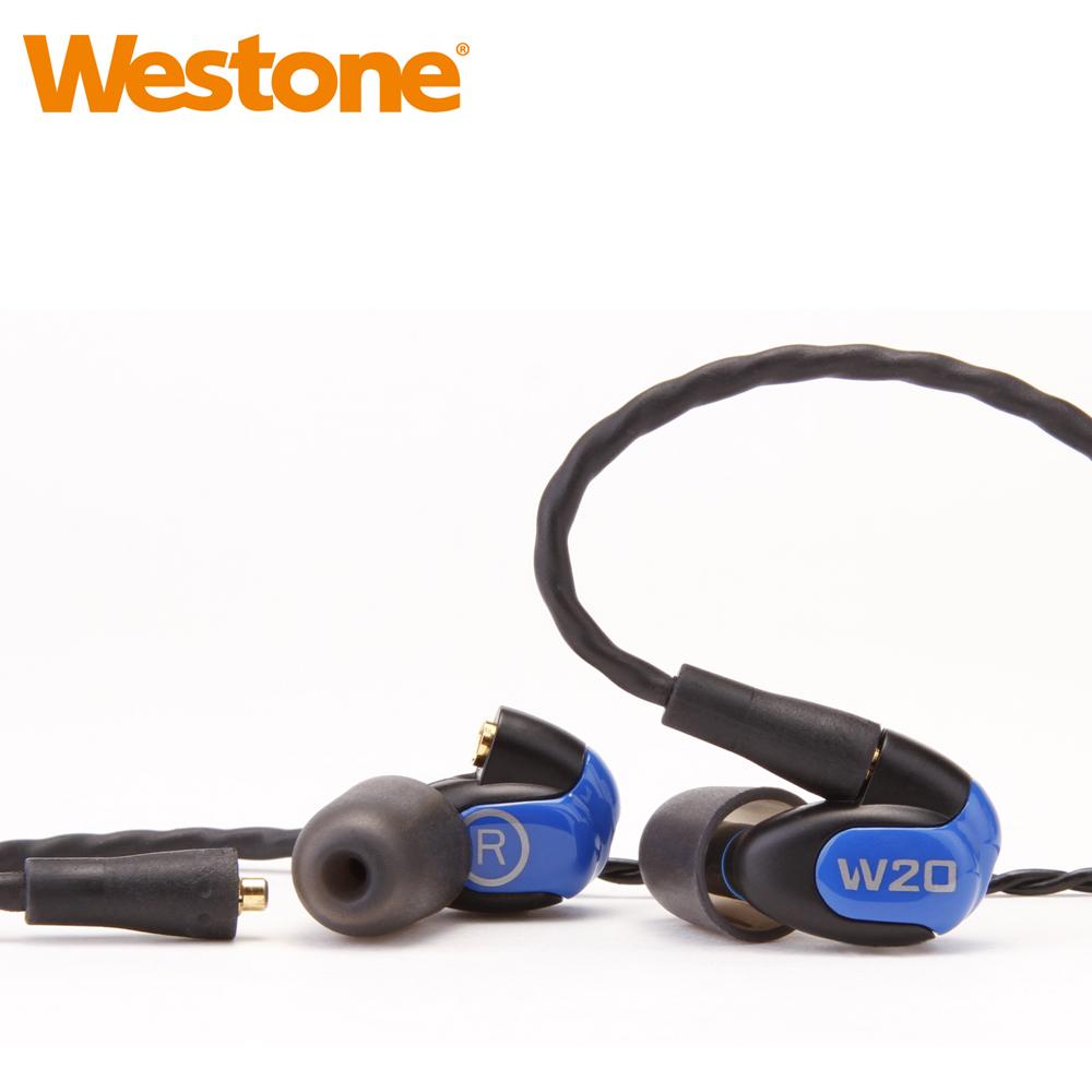 Westone W20 雙單體專業監聽級入耳式耳機