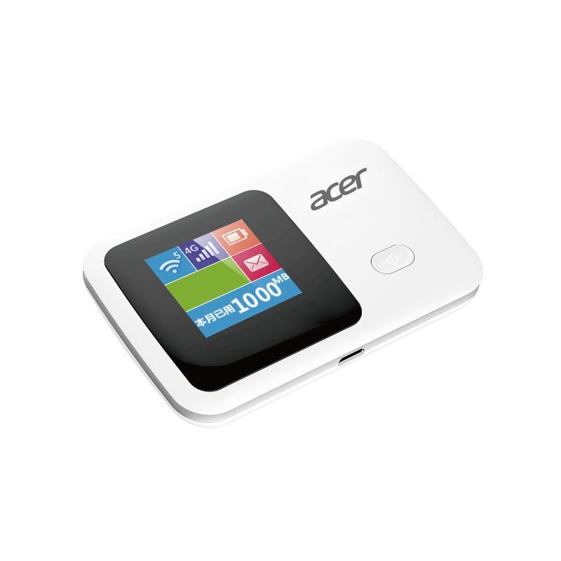 ACER LTE-R1S 4G行動分享器