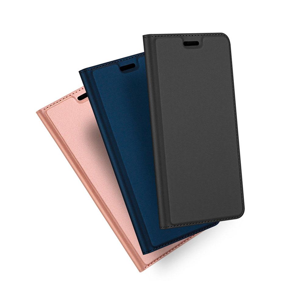 DUX DUCIS HTC U12+ SKIN Pro 皮套(灰色)