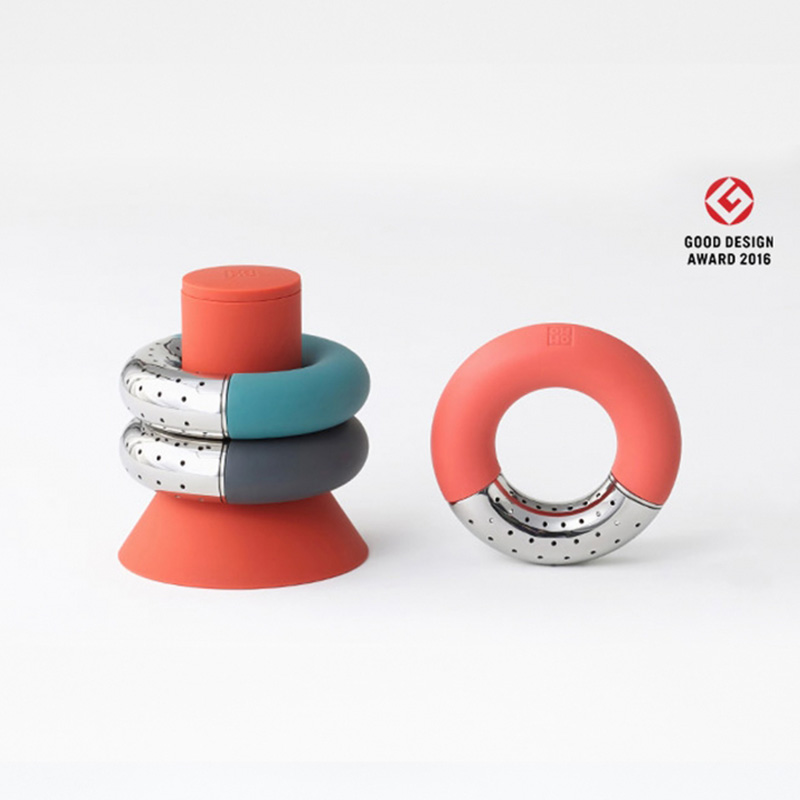 OMMO Torus Set 環狀泡茶格/套裝組