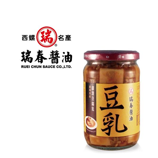 《瑞春》甜酒豆腐乳(6入/箱)