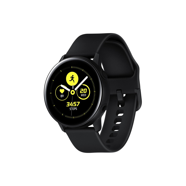 藍牙手錶Samsung Galaxy Watch Active-GPS午夜黑
