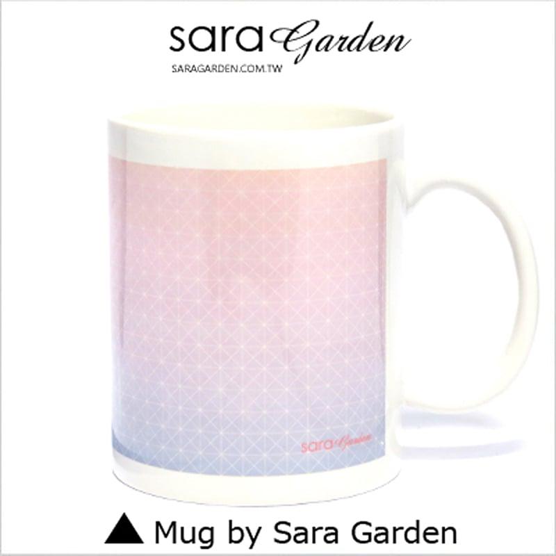 【Sara Garden】客製 手作 彩繪 馬克杯 Mug 漸層 雲彩 水彩 石英粉 幾何 圖騰 咖啡杯 陶瓷杯 杯子 杯具 牛奶杯 茶杯