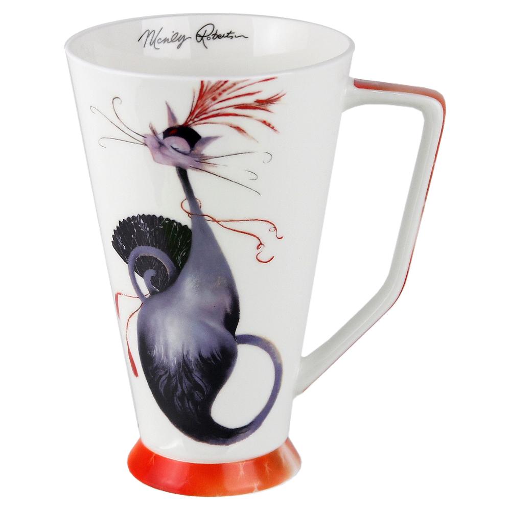 英國瑪里琳Marilyn 骨瓷喇叭杯-夢幻水晶燈