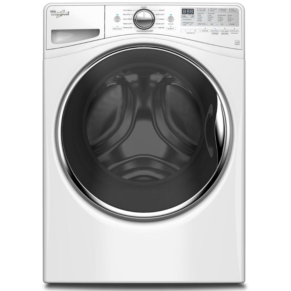 【Whirlpool惠而浦】15公斤變頻滾桶洗衣機 WFW92HEFW
