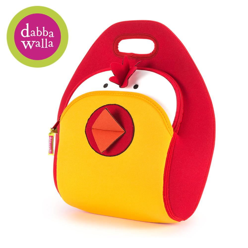 美國Dabbawalla瓦拉包 -公雞兒童手提包