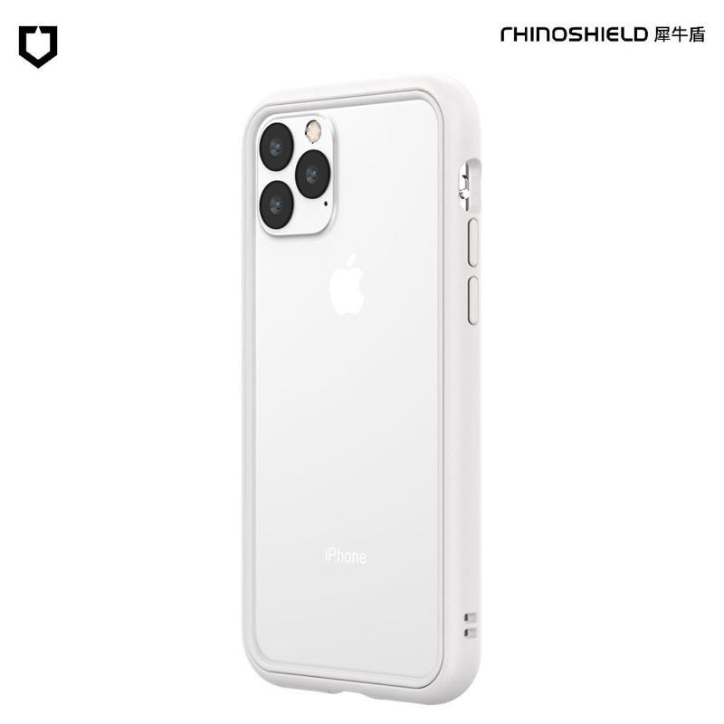 犀牛盾 CrashGuard NX防摔邊框手機殼 iPhone 11 Pro Max 6.5(2019) 白