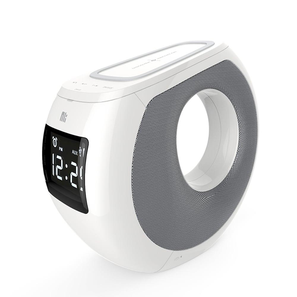 NILLKIN 慢城 MC1 無線充電藍芽音箱(美規)(贈 NILLIN 無線充電接收片-Micro USB(正向))