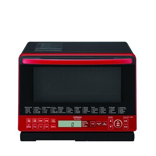 福利品★日立31公升水波爐(與MROS800XT同款)微波爐晶鑽紅MROS800XTR