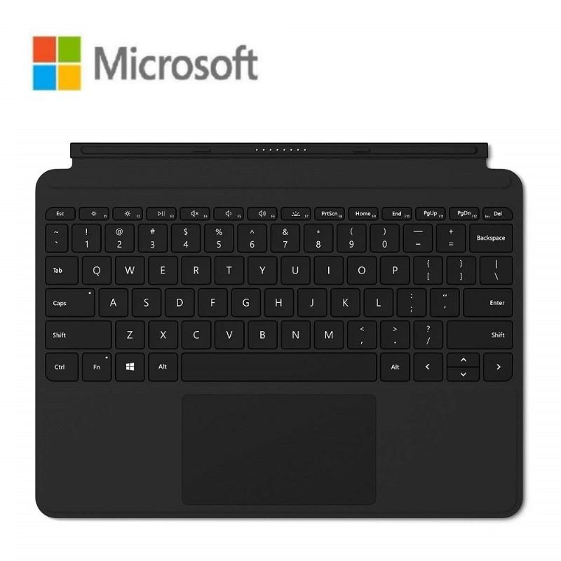 Microsoft Surface Go 實體鍵盤 黑色