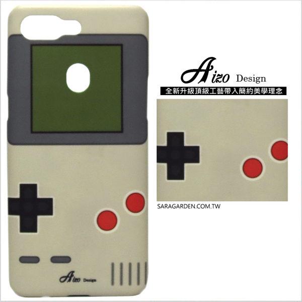 【AIZO】客製化 手機殼 OPPO R15 保護殼 硬殼 復古遊戲機