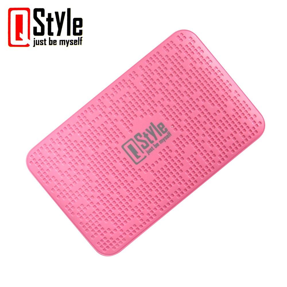QStyle 9000活力FUN格雙輸出行動電源 - 粉紅色