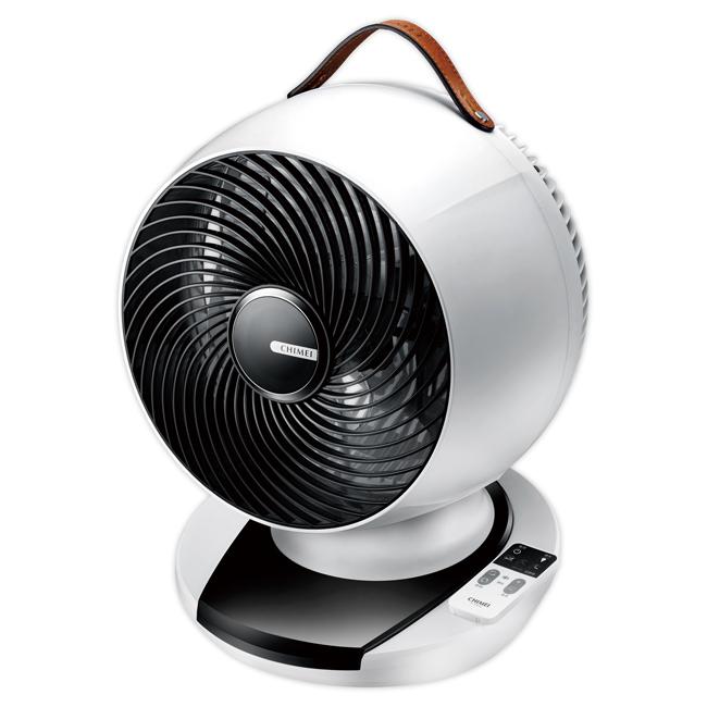 【CHIMEI奇美】10吋DC觸控3D擺頭遙控循環扇 DF-10A0CD