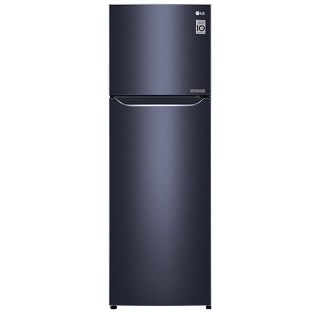 折價券★LG樂金253公升變頻上下門冰箱 GN-L307C